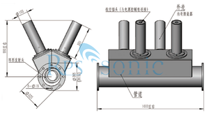 Ultrasonic Dispersion Equipment 20Khz 1500W