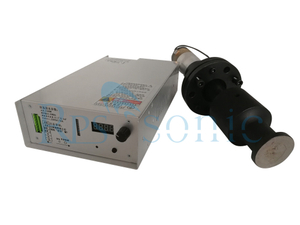 Digital Ultrasonic Frequency Welding Generator for Zipper Welding