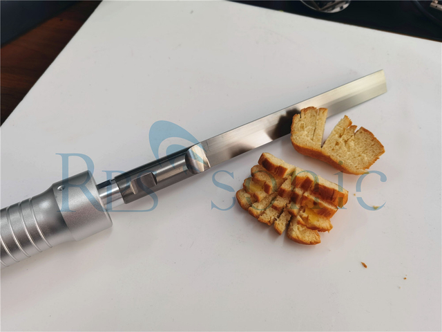 Portable Ultrasonic Cutting Knifen for Baguette Cutting
